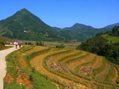 華南ベトナム陸路旅12◆タフィン村まで歩けるか?