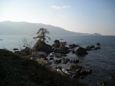 北陸2013秋旅行記 【3】越前海岸