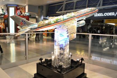 2013☆ニューヨーク <マンハッタン~電車でJFK空港へ>