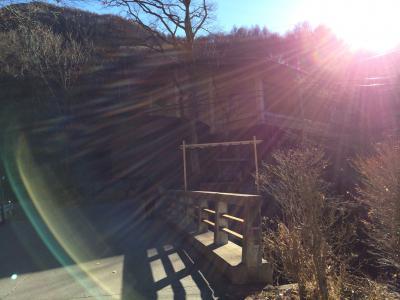 2013 11月 扉温泉の滞在 1泊2日 「明神館(お鷹棟 和室10畳+リビング洋室)」
