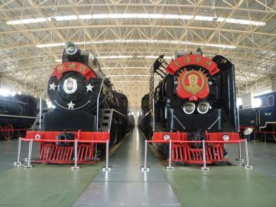 北京 穴場の鉄道博物館