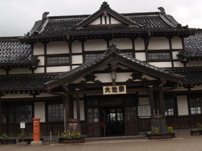 旧大社駅(島根県出雲市大社町)