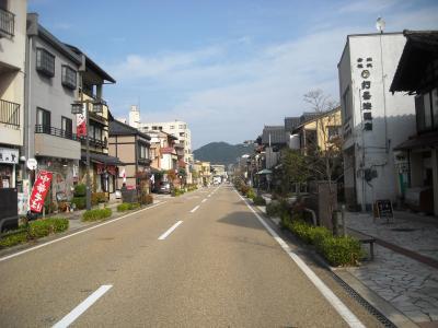 北陸2013秋旅行記 【6】山中温泉