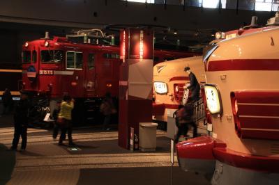 初・埼玉 鉄道博物館