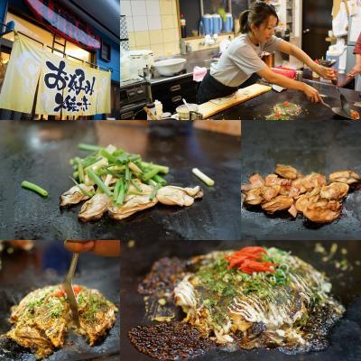 日生のカキオコの美味しい一番人気店は「うまうま」で決まり!!