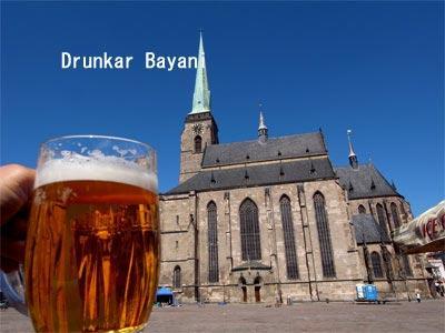 1ヶ月間 ビール呑み歩き @ドイツ・チェコ Vol. 4 (Wernberg ~ Plzen)