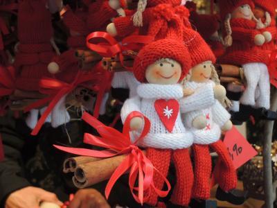 ウィーンのクリスマス1番乗り! やっぱり今年も女子旅クリスマス♪