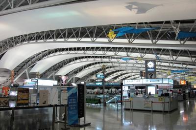 2012初夏、クロアチア等・東欧旅行記(1):6月20日:出発、関西国際空港からカタールのドーハ国際空港へ