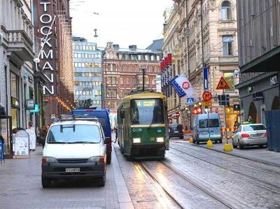 フィンランドを北上してオーロラを観る旅(ヘルシンキ編)