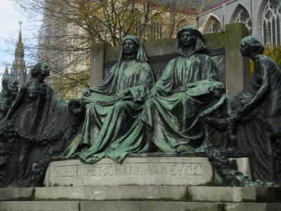 ゲントのvan Eyckの祭壇画再訪(2013年)