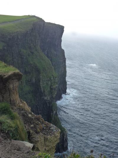 アイルランド・ゴールウェイからモハーの断崖とコネマラ国立公園