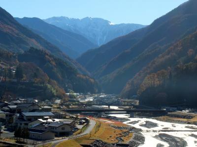輪行風土記~「日本で最も美しい村」晩秋の大鹿村・中川村を訪ねる