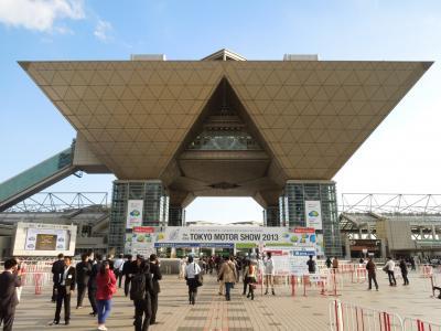【東京ビッグサイト】第43回東京モーターショー2013