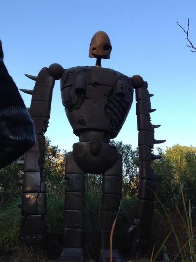 初ジブリの森美術館
