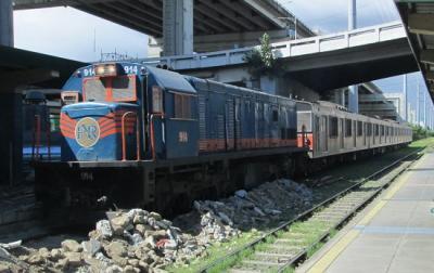 2013年11月 フィリピン・マニラ鉄道の旅(全4日間)