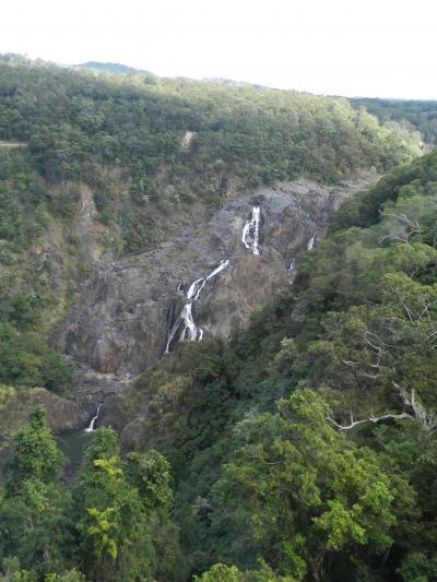 スカイレールで『バロン滝』へ◆初オーストラリア!ケアンズ近郊で滝めぐり&グレートバリアリーフ≪その12≫