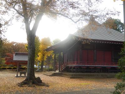 久しぶりに木ノ宮地蔵堂を訪問