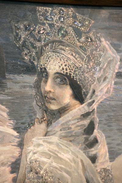 2013年ロシア旅行~13年ぶりの再訪を3年前にあきらめた旅行計画で実現【第4日目:モスクワ】(2)トレチャコフ美術館(中編)ロシア史とロシアの古き時代にどっぷり浸りながら