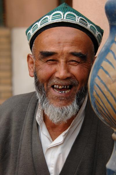 2013年中国新疆放浪記Z01・新疆の維吾爾鬚くまおやじたち特集~其の壱