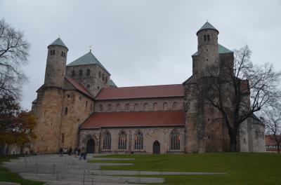 ドイツの世界遺産No. 26: クリスマスのヒルデスハイム大聖堂と聖ミヒャエリス(改訂版)