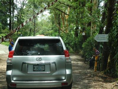 Selva Negra Coffee Estate and Mountain Resort 訪問