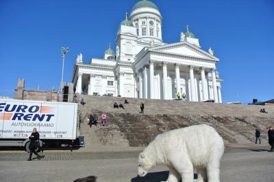フィンランド 一人旅 一日目
