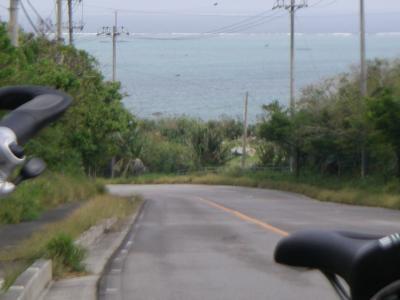 石垣島をほぼ南北サイクリング(+白保のお散歩)