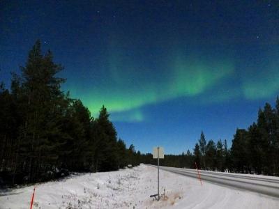 フィンランドを北上してオーロラを観る旅(サーリセルカ編1)