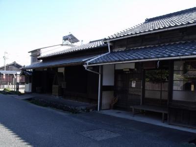 東海道を歩く (府中宿ー大井川)