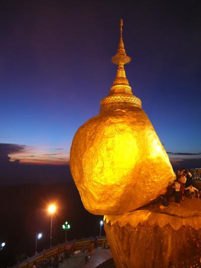 3度目のミャンマー - チャイティヨー、パアン、モーラミャイン
