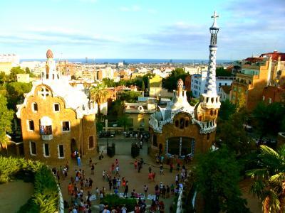 ガウディにビーチにサッカー!@バルセロナ <海外女一人旅第3弾>