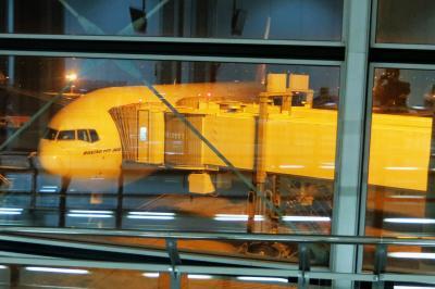 2012秋、イラン旅行記(46:本文完):11月23日:テヘランからドバイ経由帰国、関西空港、バスで名古屋駅へ