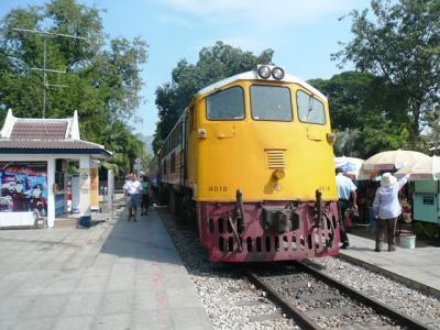 鉄旅 『泰緬(たいめん)鉄道』の記憶