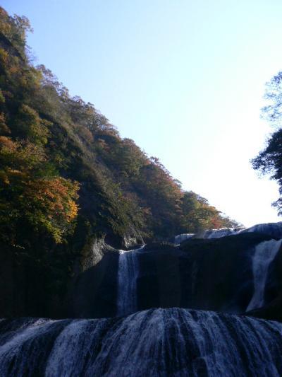 袋田の滝&日帰り温泉 豊年万作