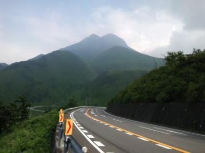九州横断 2013 #5 別府から再度阿蘇へ