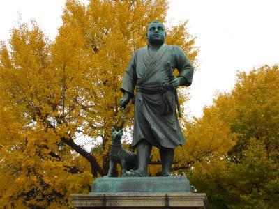 2013年 上野公園と東京国立博物館周辺