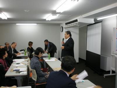第2回宮塚コリア研究所主催記念講演会 モンゴルと日本、北朝鮮