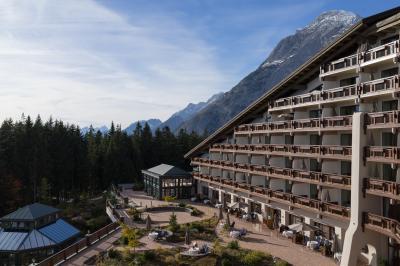 【イタリアと周辺5カ国を巡る鉄道&クルーズ旅】アルプス至高のリゾート、インターアルペンホテルチロルに宿泊
