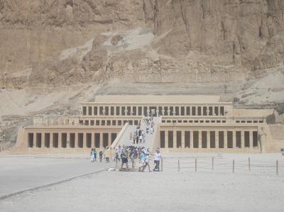 2度目のエジプト、ずいぶん綺麗になっていましたが…(4/5 ルクソール編)