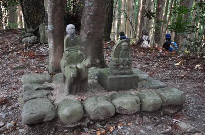 2009年11月熊野古道中辺路その1(滝尻王子−秀衡桜)
