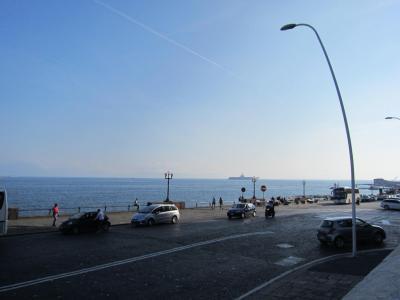 地中海クルーズ(完) No.25 Oct 30 Naples (Capri), Italy 8:00am 6:00pm