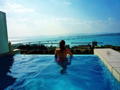 。+゚☆゚+。★。沖縄④2013.2。+゚☆゚+。★。Villa Della Seraの朝