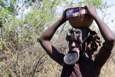 南エチオピア秘境縦断の旅 0・・旅いつまでも・・