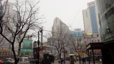 思ったより寒くなかった12月のソウル旅
