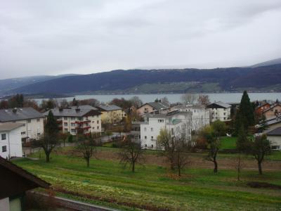 スイスでゆっくり生活する