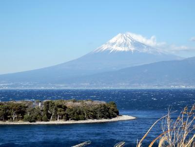 西伊豆の旅・富士と夕陽と金目鯛