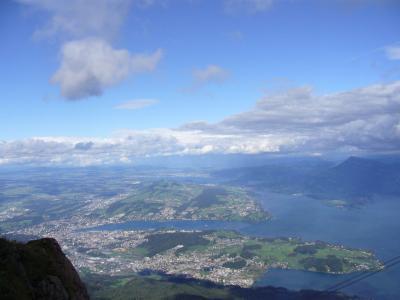 スイス・竜の住む山「ピラトゥス」【スイス情報.com】