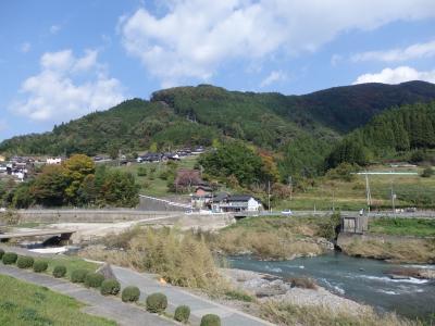 日本の旅 関西を歩く 京都府京丹波町(きょうたんばちょう)周辺
