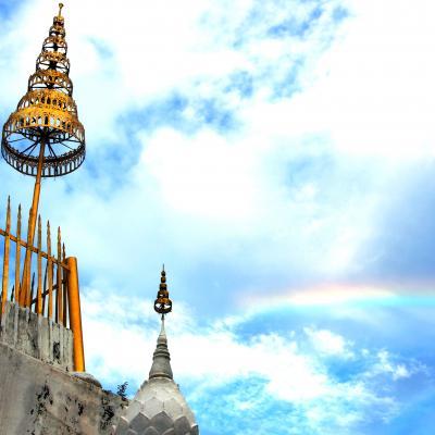 悠久の古都で見つけた懐古情調 in Luang Prabang★2013 03 2日目【LPQ】