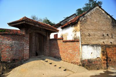 SaPa 少数民族の村々 1ハノイ郊外のドゥンラム村とヴァンフック村